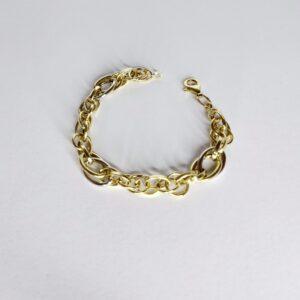 צמיד זהב דגם WBG609