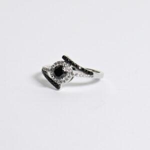 טבעת כסף דיווה