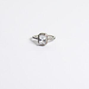 טבעת כסף מיקה