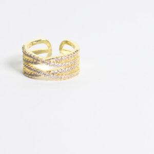 טבעת גולדפילד מעוצבת