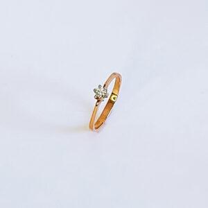 טבעת אירוסין דגם BR516