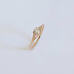 Betrothal Diamond ring model BR987