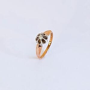 טבעת אירוסין דגם BR515