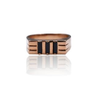 Золотое кольцо модель MR258