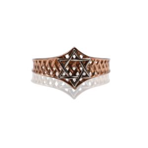 טבעת זהב לגבר דגם MR280