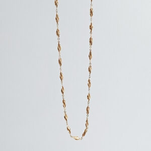 Gold chain model WC475