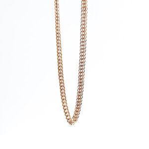 Gold chain for Man model MC431
