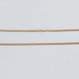 שרשרת זהב גורמט לנשים דגם MW478