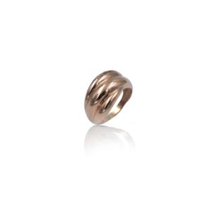 טבעת זהב DAMIANY דגם WR741