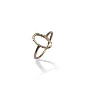 טבעת זהב לנשים דגם WR723