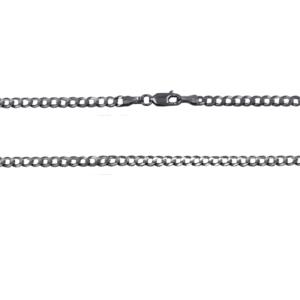 Золотая цепочка для мужчин, модель MC449