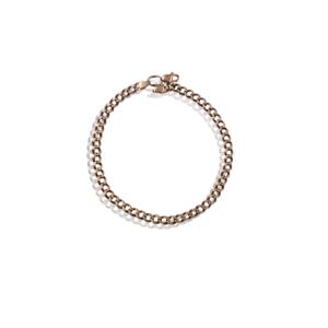 צמיד זהב חוליות לגבר דגם MB659