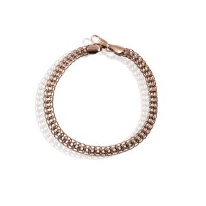 Золотой браслет для мужчин «ИТАЛИЯ» модель MB664.