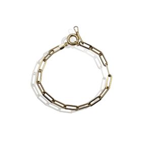 Золотой браслет женский, модель WB204