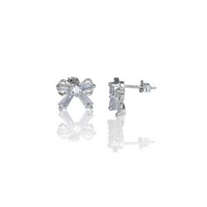 Серебряные серьги модель SE1009.